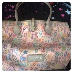 Dooney and Bourke Large Bag